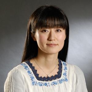上席研究員 安枝 尚美 [日本画]