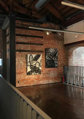 西田孝広 絵画・版画展「ニューヨーク、ストックホルム、そして北九州」
